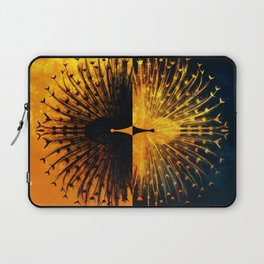 Peacock - Mad Men inspired Laptop Sleeve