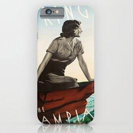 cartello Spring in the Grampians iPhone Case