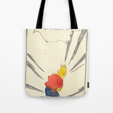 Bartkira has awakened  Tote Bag