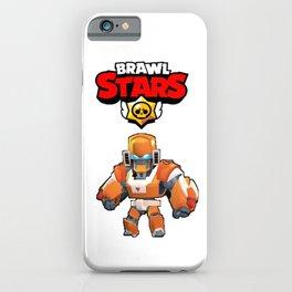 Mecha Bo design | Brawl Stars iPhone Case