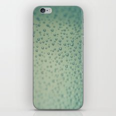 Water Droplets Obsession  iPhone & iPod Skin