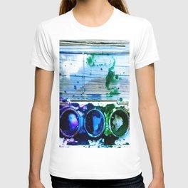 forrest's paint T-shirt
