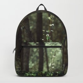 Magical forest atmosphere Backpack