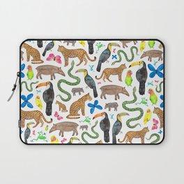 Jungle/Exotic Animals Laptop Sleeve