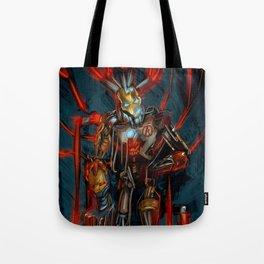 Ultron - Something Beautiful Tote Bag