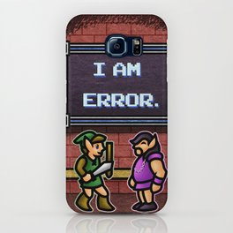 I am Error iPhone Case