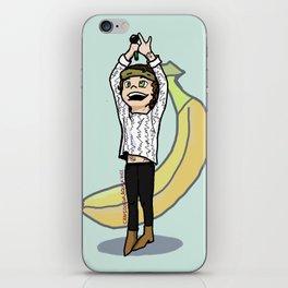 WWA Banana Kid iPhone Skin