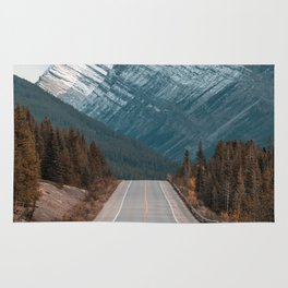Road to the Mountain Rug