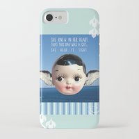 glee iPhone & iPod Cases featuring ocean glee  by Kelli May-Krenz