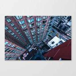 Vertigo Canvas Print