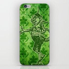 Green Goblin iPhone Skin