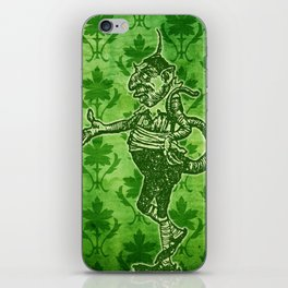 Green Goblin iPhone Skin