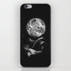 Moonalisa iPhone & iPod Skin