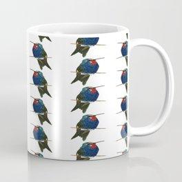 Blue-tufted Starthroat Coffee Mug