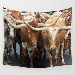National Western Stock Show Parade  Denver Colorado USA Wall Tapestry