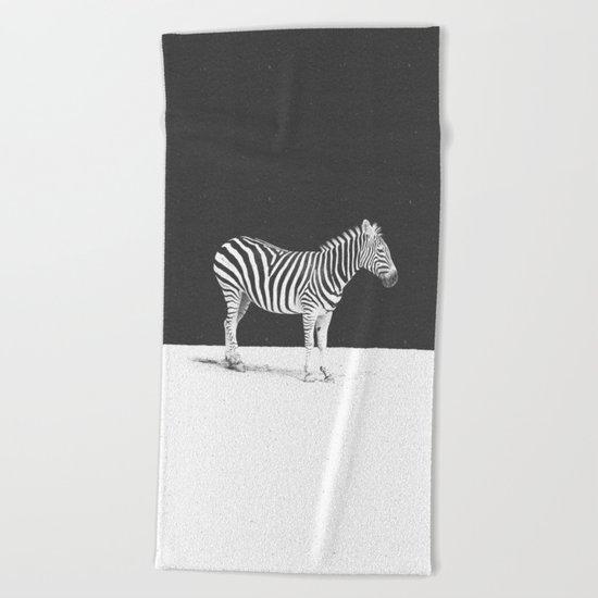 CAMOUFLAGE Beach Towel