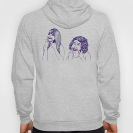 Don't Tell Us To Smile // Broad City Hoody
