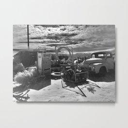Landscape Photography by Gina Lee Ronhovde Metal Print
