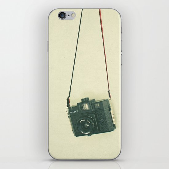 A Dear Friend iPhone Skin