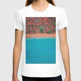 Broome Australian Beaches  T-shirt