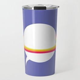 Space talk Travel Mug