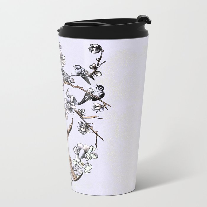 summertime and the living is easy Metal Travel Mug