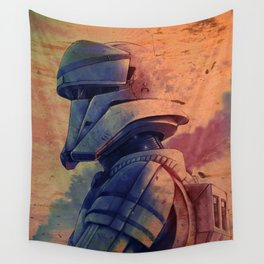 Rogue One Óleo Wall Tapestry
