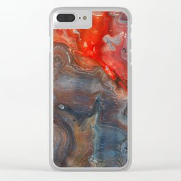 The Tempest Clear iPhone Case