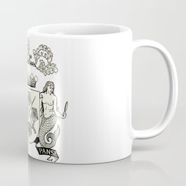 Heraldry Arms Medieval Coffee Mug
