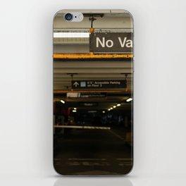 No Vans iPhone Skin