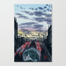 Antithesis to the Soul Canvas Print