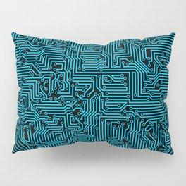 Reboot BLUE Pillow Sham