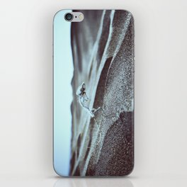 Distance Is Darkness iPhone Skin