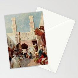 Kelly, Robert Talbot (1861-1934) - Egypt 1903, The Bab-Zuweyla Stationery Cards