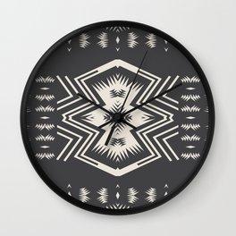 COLORADO ONYX Wall Clock