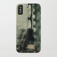 prague iPhone & iPod Cases featuring PrAgUe by Zuzana Krizakova