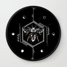 Buzzing Wall Clock