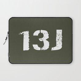 13J Fire Control Specialist Laptop Sleeve