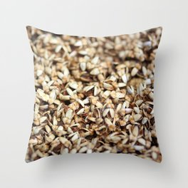 Granular Throw Pillow