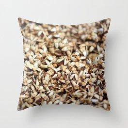 Granular Throw Pillow