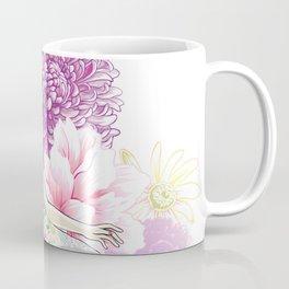 Floral Odyssey Coffee Mug