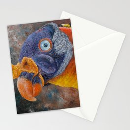 King Vulture (Sarcoramphus papa) Stationery Cards