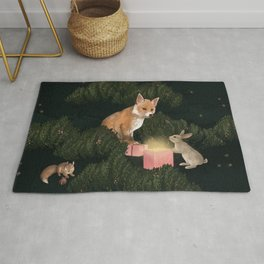 the peace offering Rug