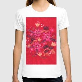 Cranberry Rose T-shirt