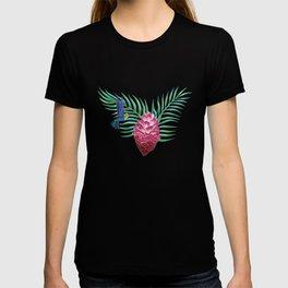 Hummingbird in the Rainforest T-shirt
