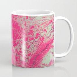 Pink Lava Coffee Mug