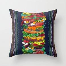 Grandwich Throw Pillow