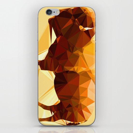 Syncerus caffer iPhone & iPod Skin