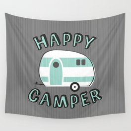 a16f1dce21 Happy Camper Wall Tapestry