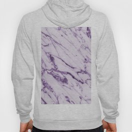 Purple marble Hoody